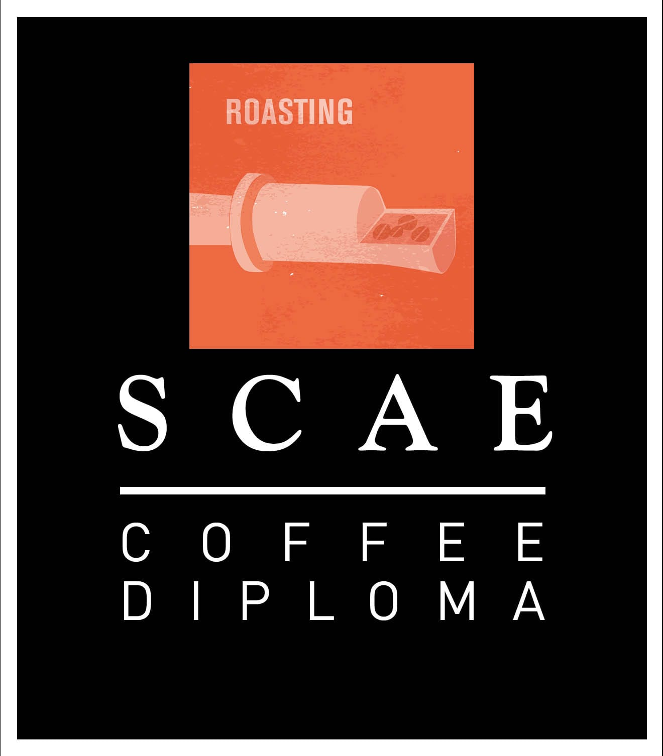 SCAE Coffee Roasting Diploma (ONLY For Passed Exams)